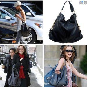 Rebecca Minkoff Blue Nikki Shoulder Bag